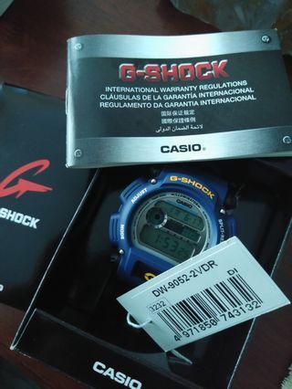 G-SHOCK dw-9052-2vdr