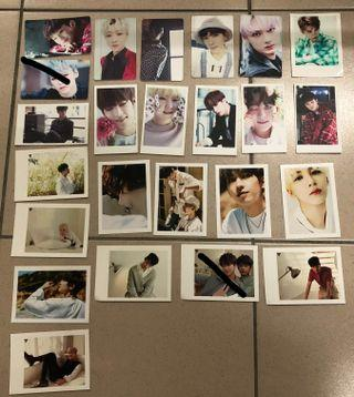 Free Seventeen unofficial photocards