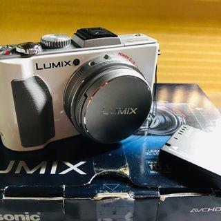 Panasonic LUMIX LX5 白色保存良好品