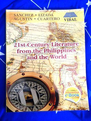 (Brand New!!) 21st Century Literature from the Philippines and the World
