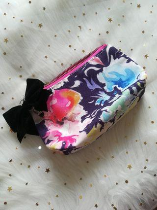 Simply gilded bag pouch floral
