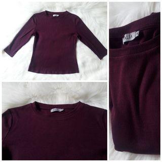 Zalia Soft Knit Top