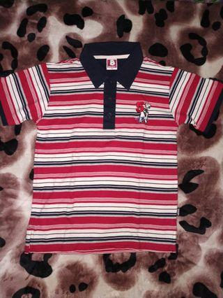 Snoopy polo shirt for kids baju anak