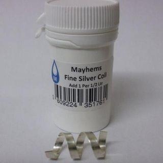 Mayhems Silver Coil