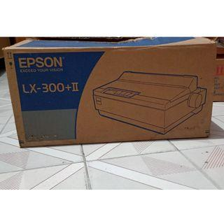 Dijual Murah Printer Epson DotMatrix LX 300+II