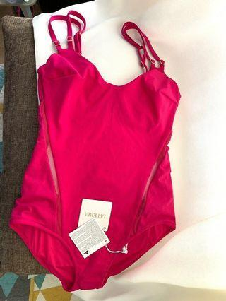 La Perla Rose Pink swimsuit one piece bikini - made in Italy 🇮🇹