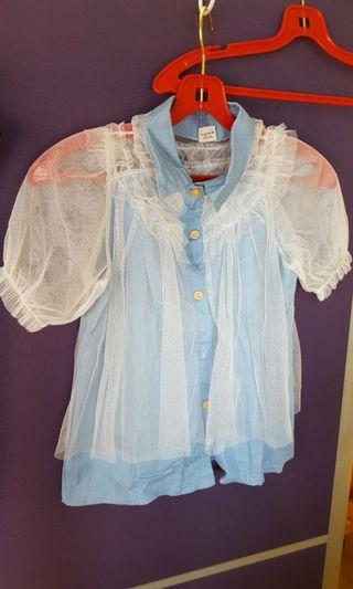 2nd Hand Kid's dress and tees