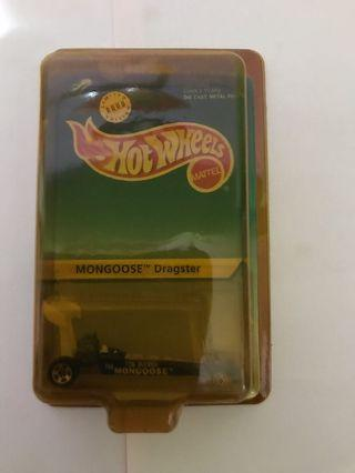 Hot wheels Mongoose Dragster Limited Edition