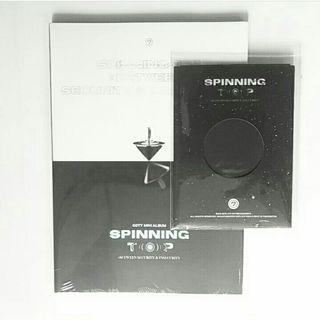 READY STOCK ALBUM GOT7 - SPINNING TOP