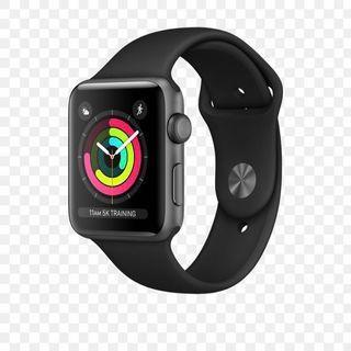apple watch series 3, 42mm (cellular)