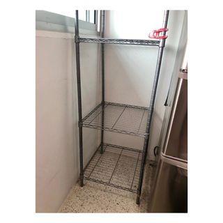 Moving Sale - Adjustable shelves for sale (NO BRAND)