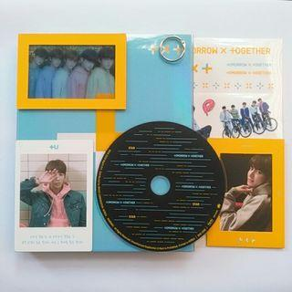 ALBUM TXT : STAR TAEHYUN SET