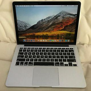 "MacBook Pro 13"" ( 2014 ) Retina display High Spec 8gb ram & 128Gb SSD + 1.5Gb Graphics + 1-month warranty"