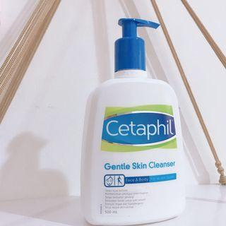 [NEW] Cetaphil Gentle Skin Cleanser 500ml