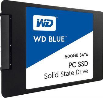 SSD UPGRADE 160 onwards