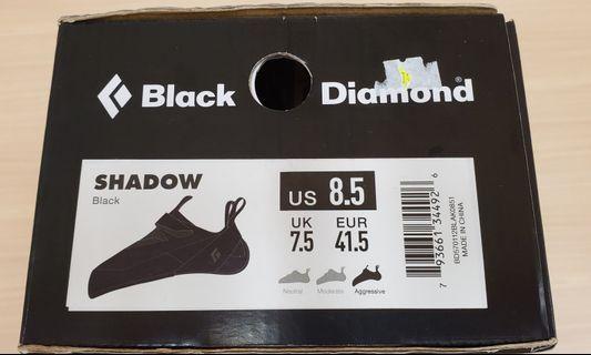 Black Diamond SHADOW 攀石鞋