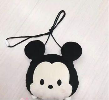 Little Cartoon Sling Pouch - 2R1  Size: 18*14cm