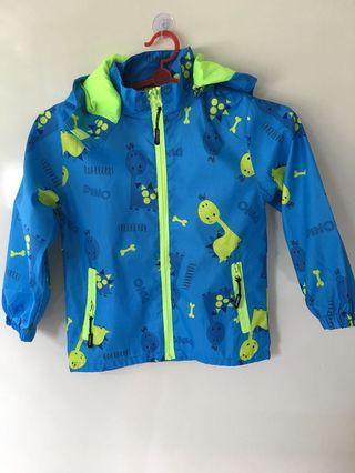 Travel Windbreaker Jacket