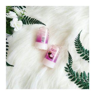 Crystal Clear Mangosteen Dry Deodorant