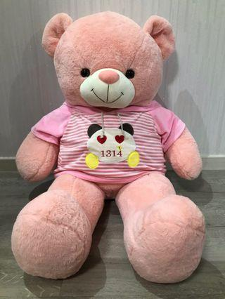 Big Teddy Bear (PINK)