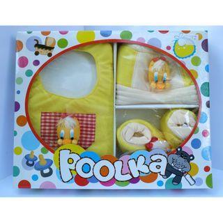 Set pakaian bayi seri Tweety
