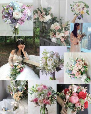 *Cherish Florist* Bridal Bouquet