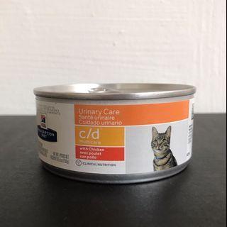 Hill's Prescription c/d Cat Canned Food