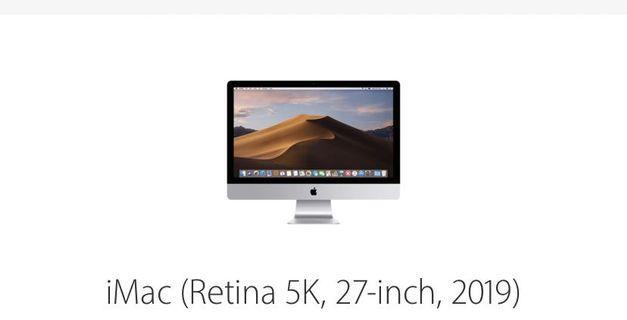 🚚 iMac 27 inch 2019 5k Retina BRAND NEW