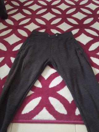 Pants jogger grey