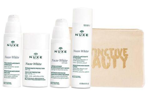 Nuxe Whitening Brightening Kit