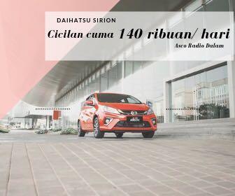 SISA 1 UNIT 2018 Daihatsu Sirion DP MURAH 25 jutaan. Daihatsu Pamulang