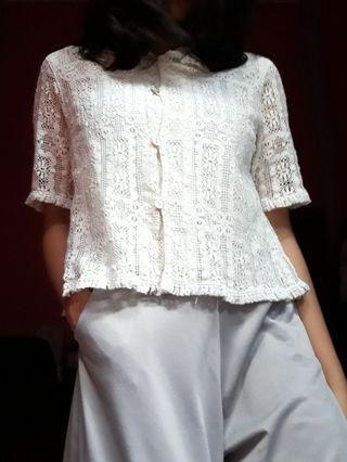 Vintage blouse #sociollacarousell