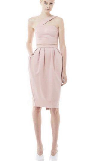 Collate The Label High Waisted Tulip Skirt