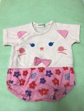 Aeon 貓貓造型 BB夾衣 影相/百日宴 (70碼)