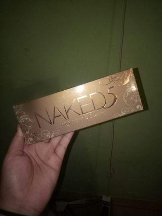 Eyeshadow Naked free brus