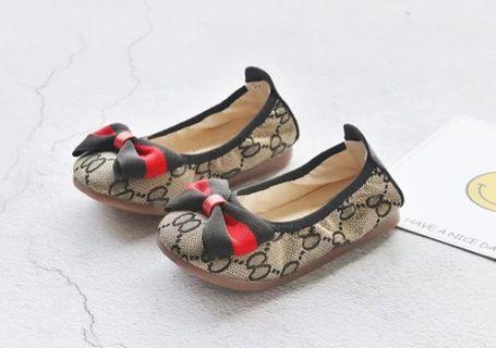 Girl cover shoes Korea version shoes soft bottom a pedal canvas shoes princess shoes