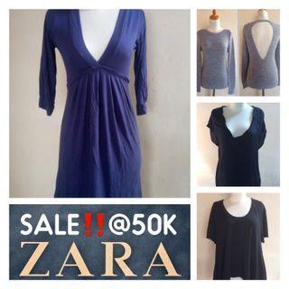 ZARA Sale @50K