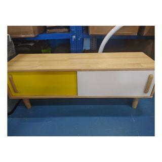 BRAND NEW wooden tv console