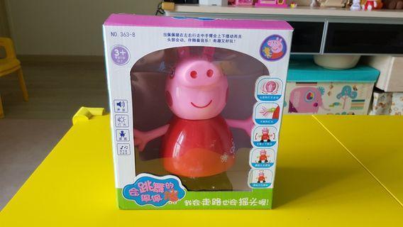 Dancing Peppa Pig