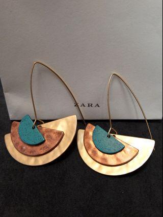 Zara ear ring #JuneToGo