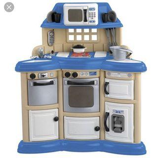 🚚 American Plastic Toys Play Kitchen