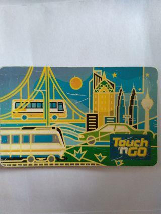 TOUCH N GO CARD (USED)