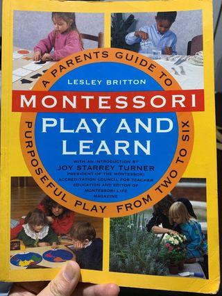 🚚 Montessori Play and Learn