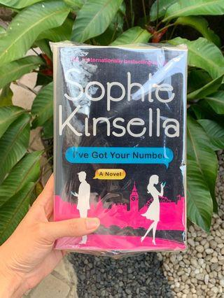 I've Got Your Number by Sophie Kinsella (The Dial Press)