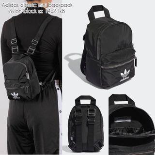 Adidas classic mini Backpack unisex