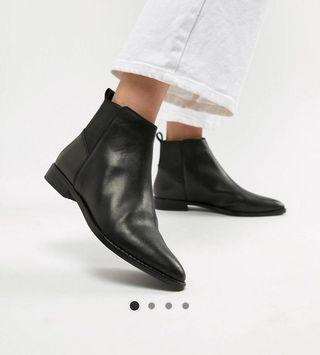 ASOS Black Ankle Boots