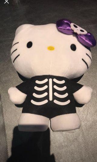 Hello Kitty Halloween 正版特別版公仔
