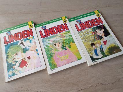Komik Linden by Waki Yamato seri 1-3