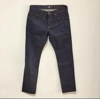 7 for all mankind denim