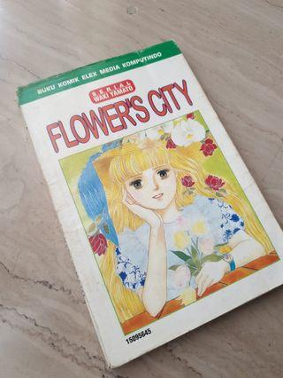 Komik Flower city by waki yamato